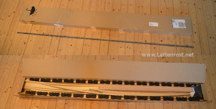 Betten-ABC Lattenrost MAX 1 NV MZV aufbau